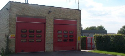 Burwell Fire Station